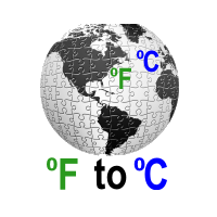 F to C temperature conversion